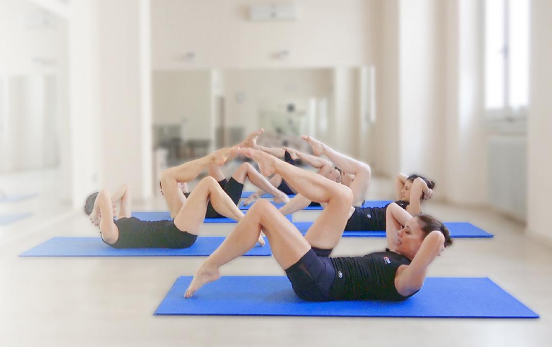 Corsi Mat Work BASI Pilates