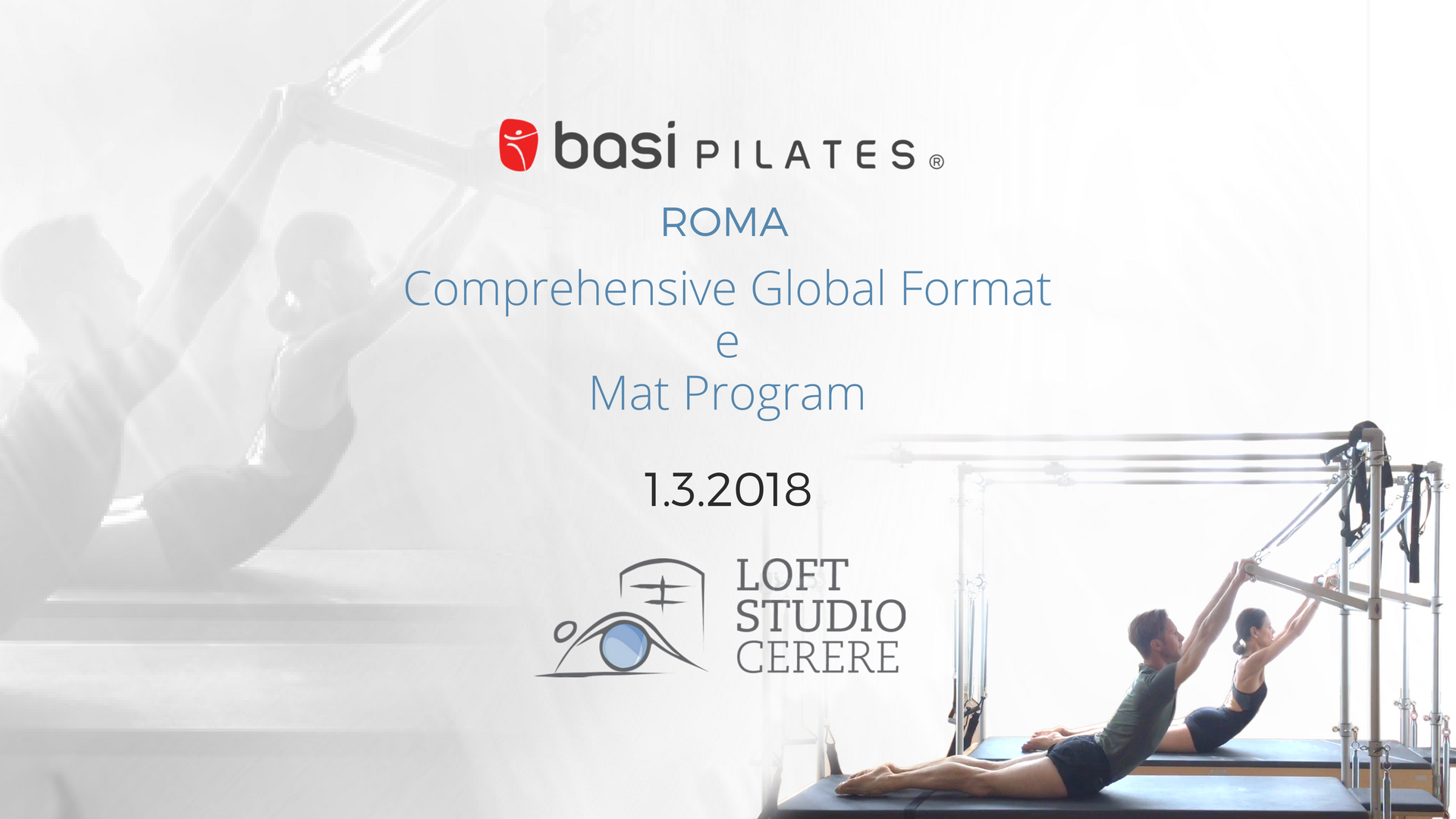 mat toronto program pilates events teaching training