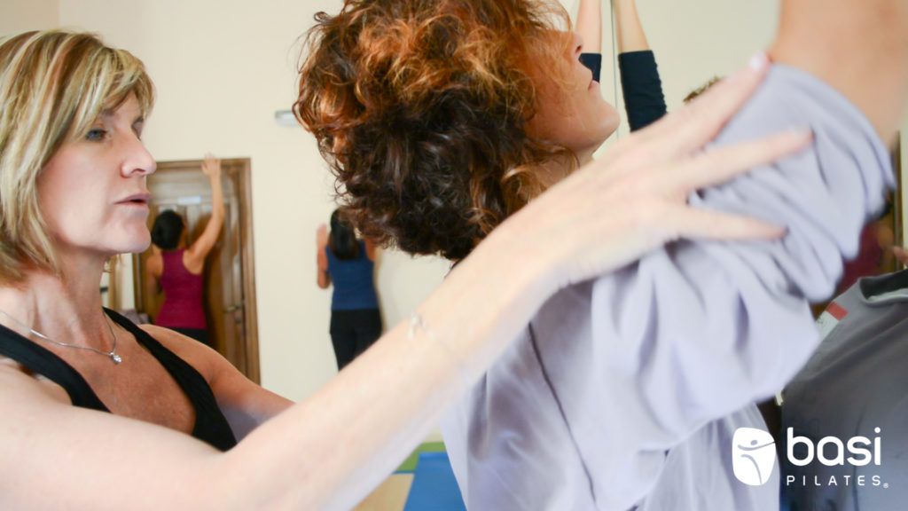 Ashley Ritchie Pilates in Gravidanza Workshop