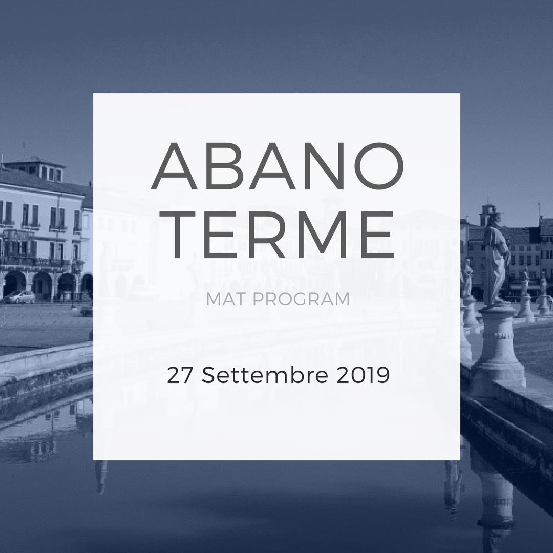 Corso Mat BASI Pilates Abano Terme