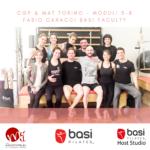Corso istruttori BASI Pilates Torino Fabio Caracci