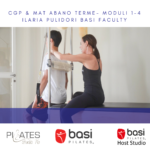 Corso formazione insegnanti BASI Pilates attrezzi e matwork Abano Terme Ilaria Pulidori