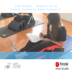 Corso formazione insegnanti BASI Pilates attrezzi Roma Fabio Caracci