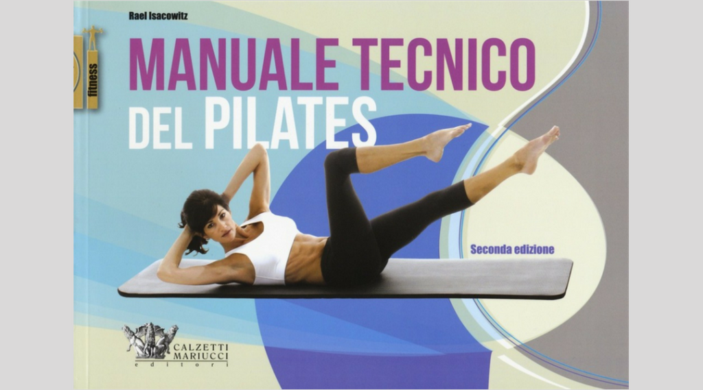 Manuale Tecnico del Pilates Cover