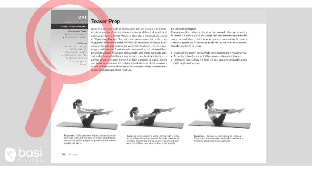 Manuale Tecnico del Pilates novità