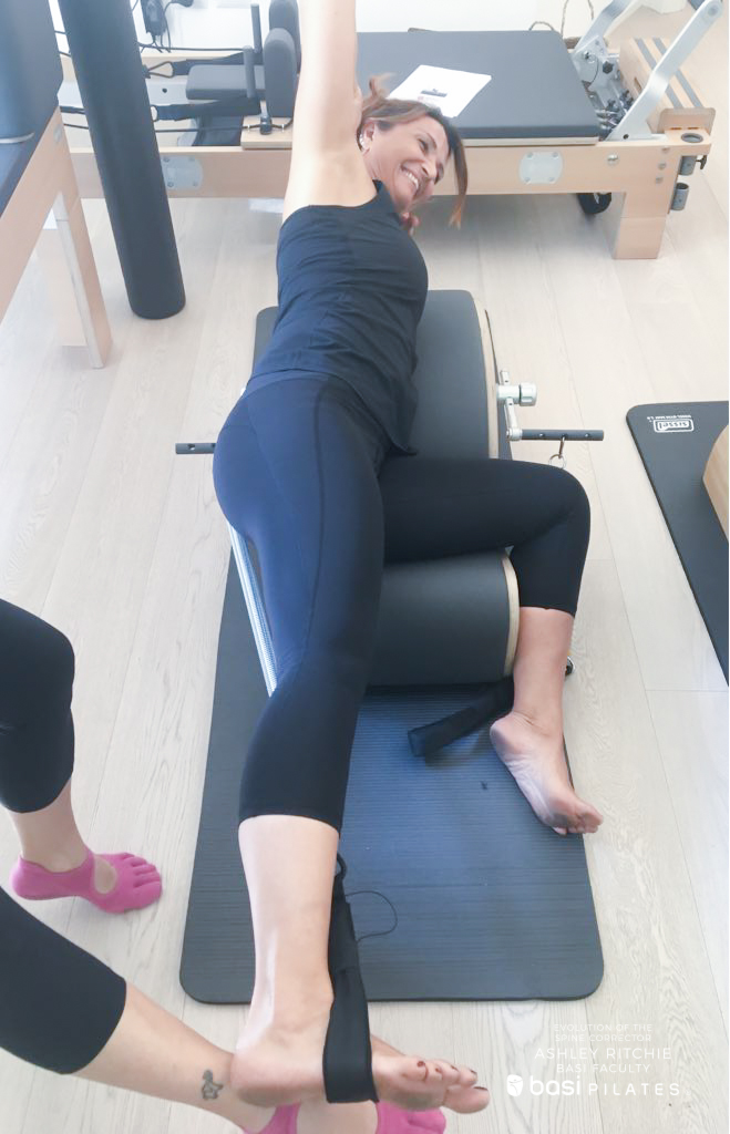 Evolution of the Spine Corrector - Ashley Ritchie - Workshop BASI Pilates Italia