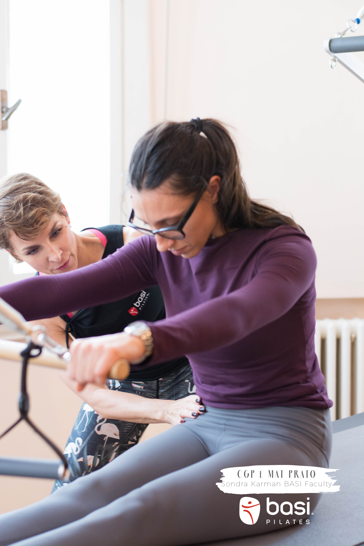 Corso formazione insegnanti pilates con attrezzi prato firenze
