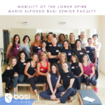 Workshop Mobility of the Lower Spine Mario Alfonso BASI Faculty