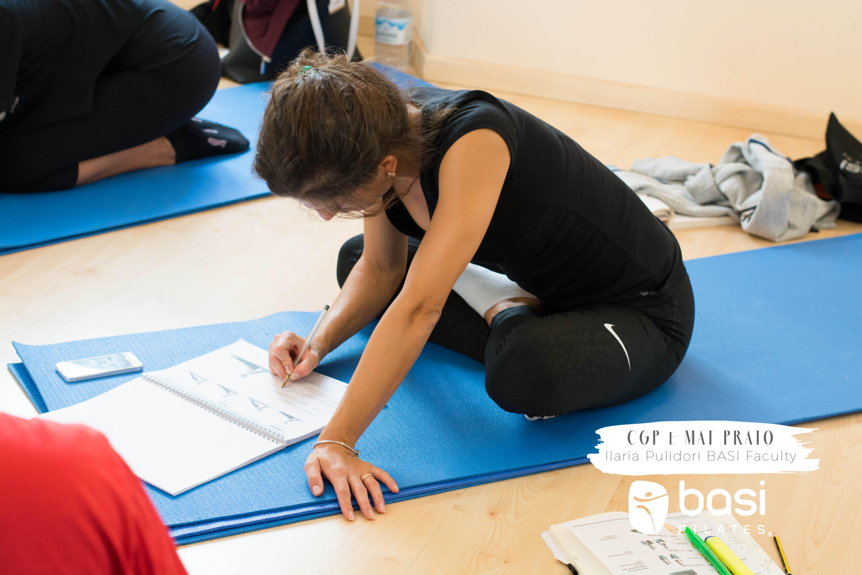 Corsi di formazione insegnanti BASI Pilates Prato
