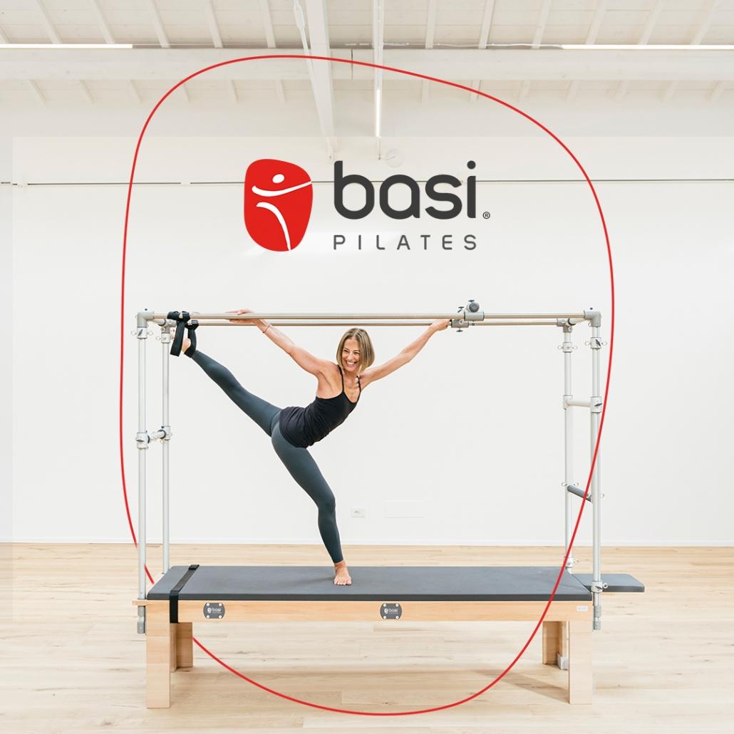 Ilaria Pulidori BASI Pilates Senior Faculty